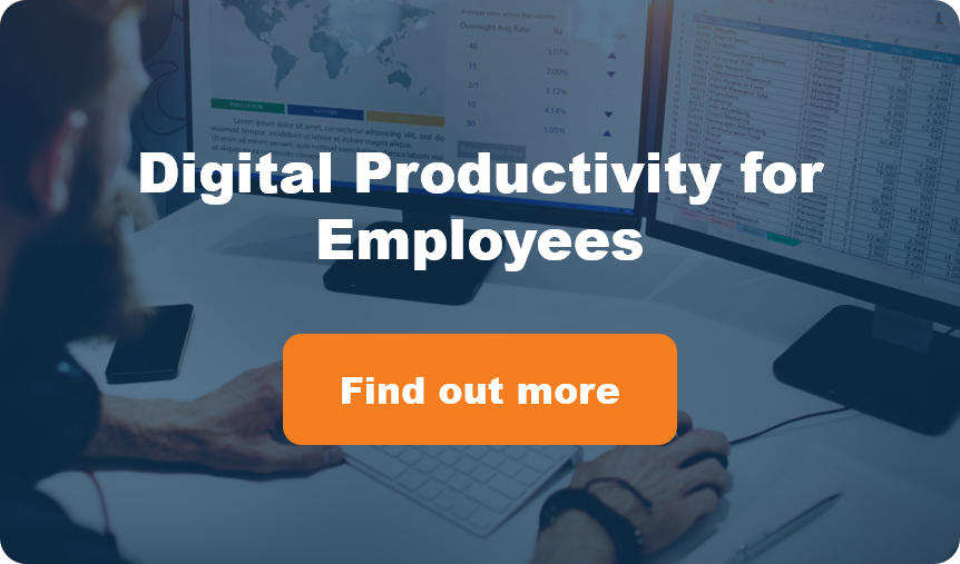 Digital Productivity for Employees