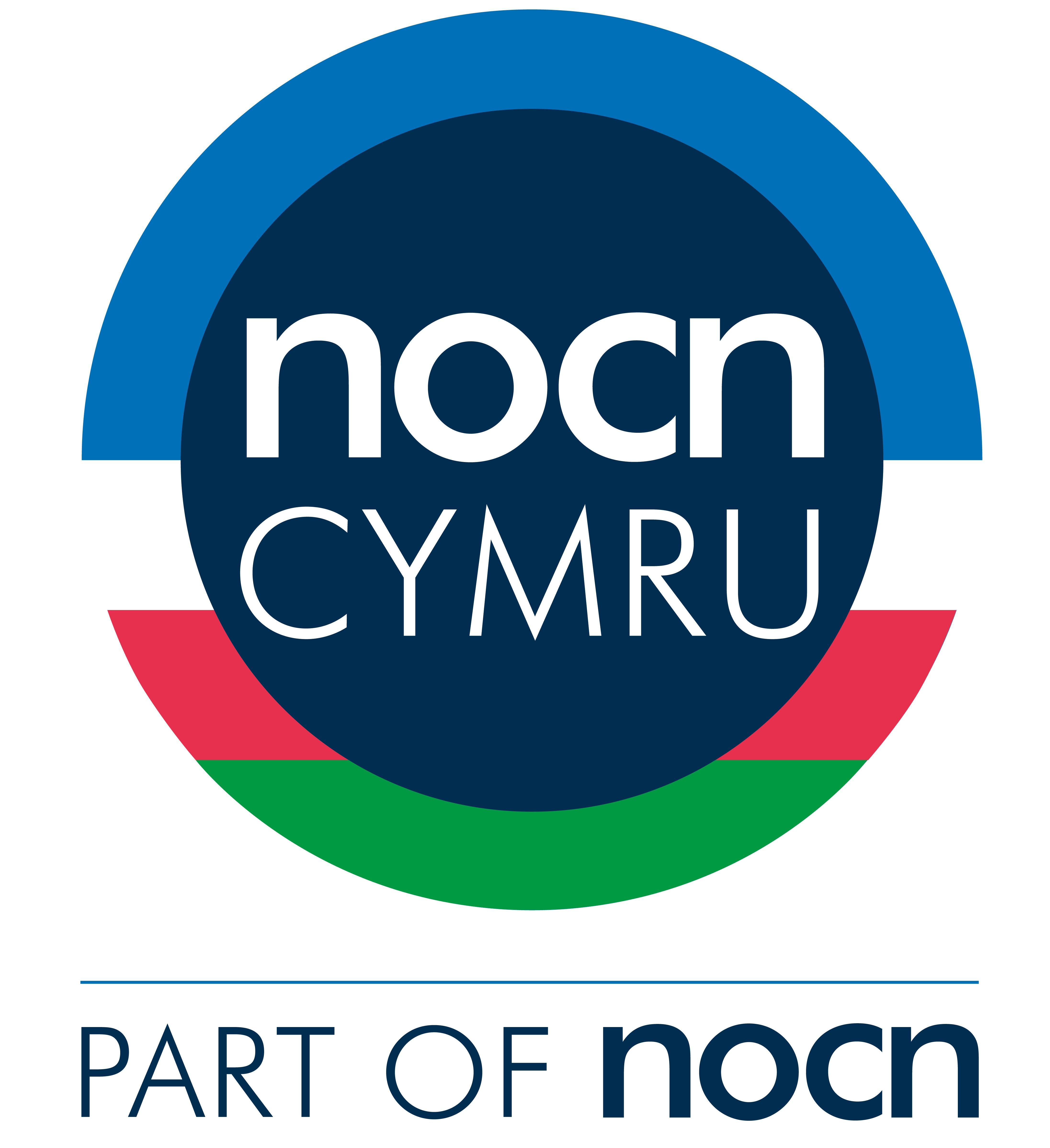 NOCN Cymru logo
