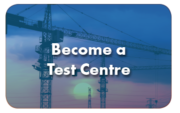 SiteRight Become a Test Centre