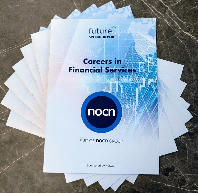 Careers in Financial Services report